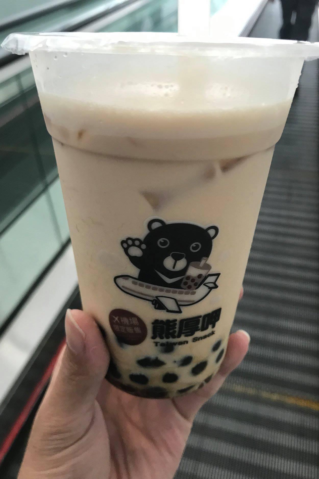 台北 タピオカミルクティ