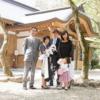 大阪 お宮参り 格安 出張撮影 家族写真