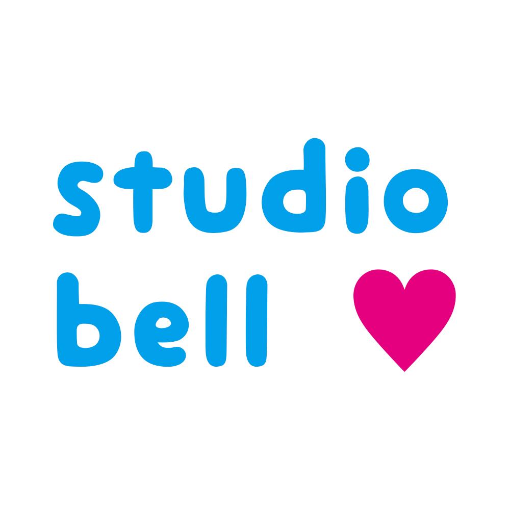 studio bell 今福鶴見 ロゴ
